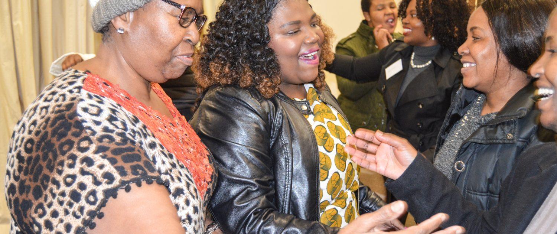 Limit Breakers Global foundation Womens retreat 1