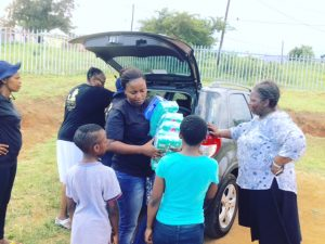 Limit Breakers Global Foundation - community outreach 2