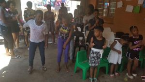 Limit Breakers Global Foundation - community outreach 4