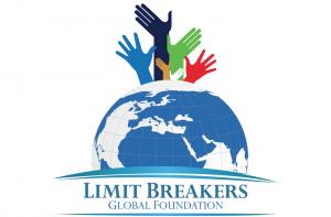 Limit Breakers text logo