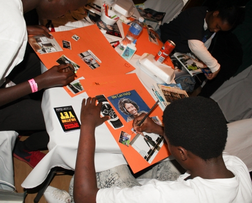 Teen Vision Board and Dialogue   Limit Breakers Global Foundation
